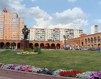 Дизельное топливо в Дзержинском