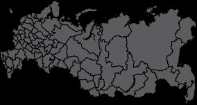 Регионы поставки